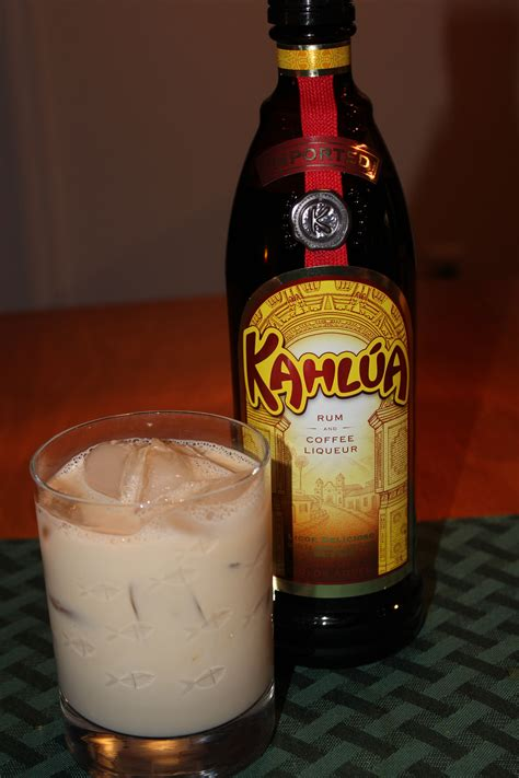 kahlua drink recipes kel s cafe of all things food