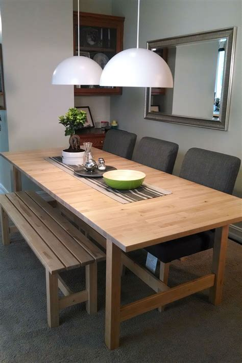 ikea dining table with bench ikea dining table with bench dining tables ideas