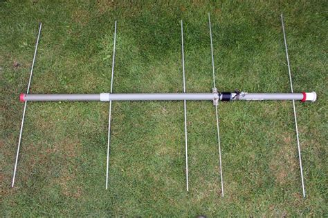 mhz  portable yagi beam antenna construction ham radio ham radio ham radio antenna