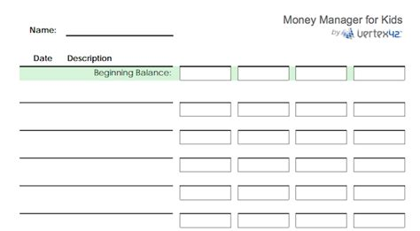 How To Manage Your Money Spreadsheet by Spreadsheets Finances