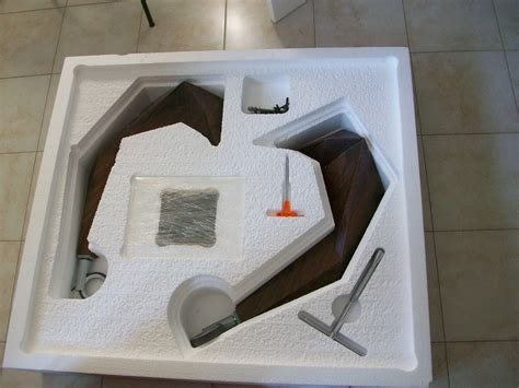 lavagna da ufficio imballaggi in polistirolo realizzati per una lavagna da