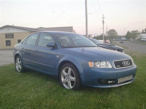2003 Denim Blue Audi A4 1.8t Quattro 5spd STOCK K03 Pictures, Mods, Upgrades, Wallpaper