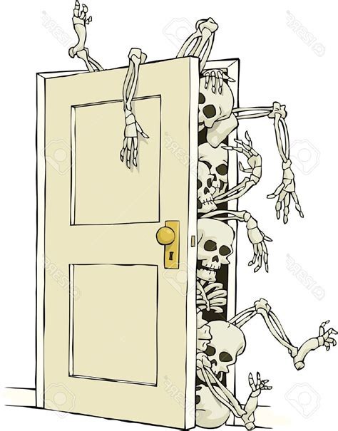 Skeleton In The Closet by The Empath S Guide How To All The Skeletons In Your
