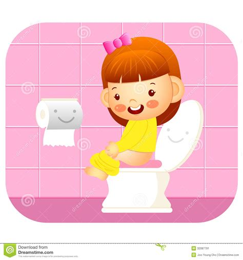 Go To Bathroom Clip Art Cliparts Going To The Bathroom