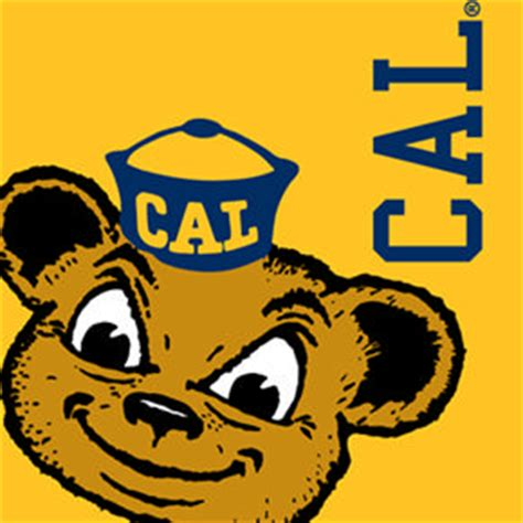 uc berkeley colors uc berkeley mascot on gold images frompo