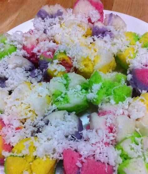 Tepung Beras Coklat 1 in the kitchen steamed cakes apam tepung beras kukus