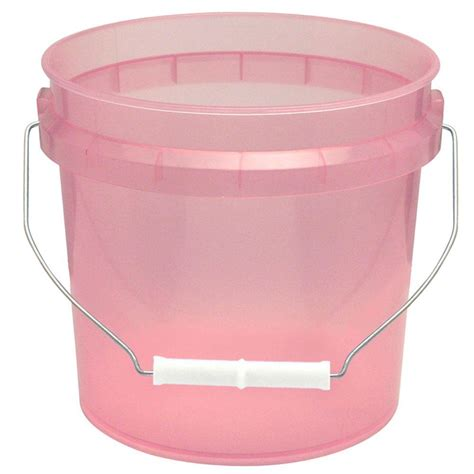 argee 2 gal white pail rg502 10 the home depot