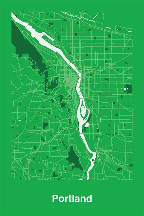 portland usa map 53 best maps images on maps viajes and maps