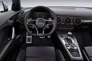 new audi tt rs 2016 revealed pictures auto express