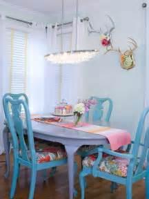 shabby chic dining room photos hgtv