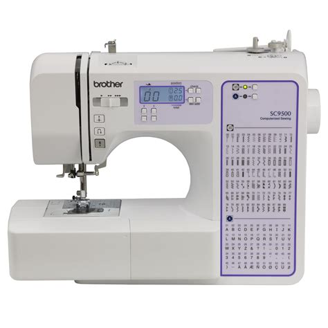 brother sewing machine brother sc9500 sewing machine sears outlet