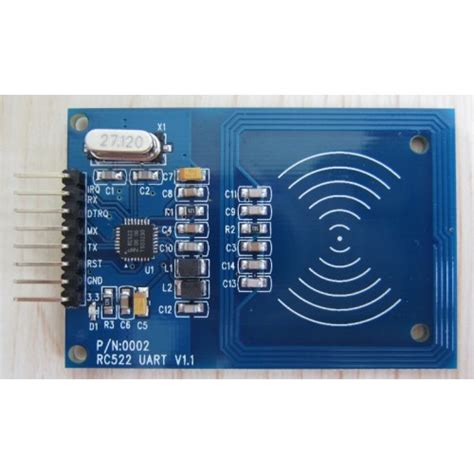 Advanced Electronic Applications Mba Rc Code Reader by Buy Rc522 Mifare Reader Writer Module In India At