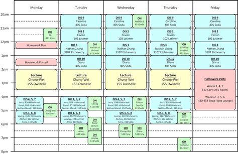 professor office hours template cs70 summer 2015