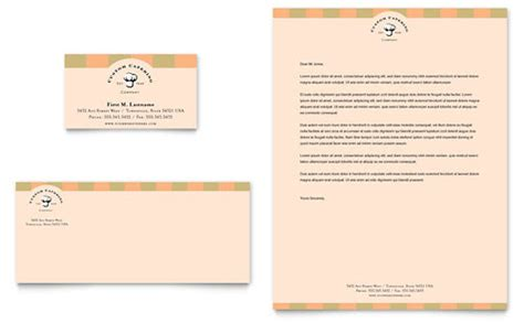 catering visiting card templates catering company business card letterhead template design