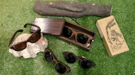 Jual Kacamata Buatan by Eastwood Kacamata Unik Berbahan Kayu Buatan