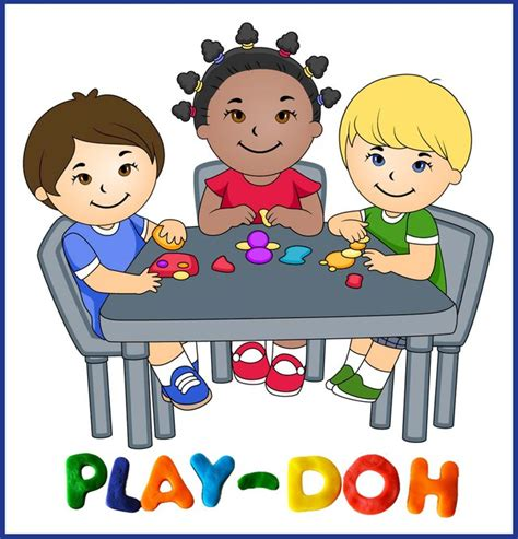 painting to play for free clip of with play doh dixie allan