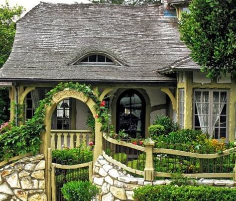 carmel by the sea cottage amazing places on mother earth
