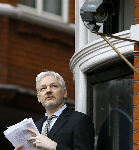 Assange Conspiracy Essay by Wikileaks Founder Assange Demands Transparency In Panama