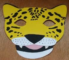 How To Make A Jaguar Jaguar Mask