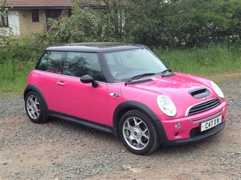 pink mini cooper pink mini cooper vehicle wrapping services my