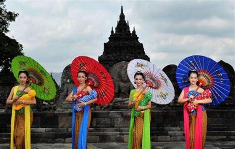 Payung Tari Brukat Hias Tradisional tarian tradisional berasal dari jawa tengah yang sangat