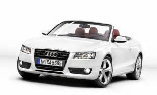 Audi A5 Coupe Cabriolet 2010 Audi A5 S5 Cabriolet Unveiled Bad Its Winter