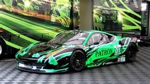 458 italia race car by jasonfrank on deviantart
