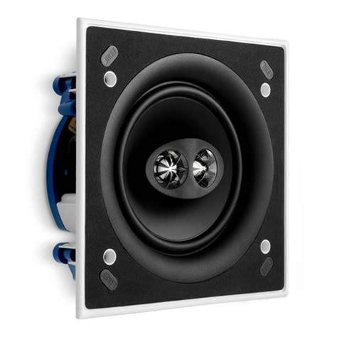 Square Ceiling Speaker Ceiling Speaker Kef Ci160csds In Ceiling Or In Wall Square Speaker Pat S