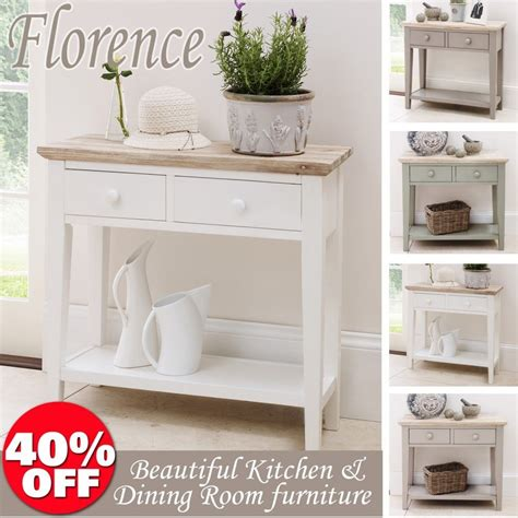 florence 2 drawer console table florence console table stunning kitchen hall table 2