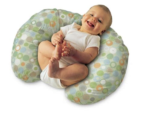 Is Pillow For Baby by Boppy Pillow With Slipcover Lots O Dots