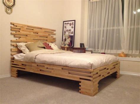 diy bed frame ideas diy bed frame creative ideas for original bedroom furniture