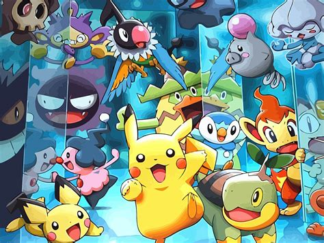 wallpaper for pc pokemon wallpapers pikachu pokemon