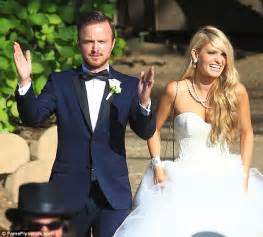 Cottage Style House by Breaking Bad S Aaron Paul Tie The Knot With Vintage 1920 S