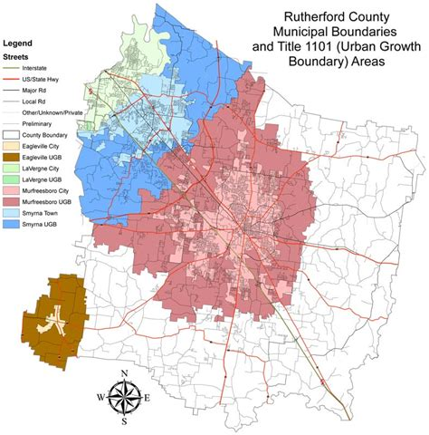 Rutherford County :: Tennessee :: Planning & Engineering ... Rutherford Co