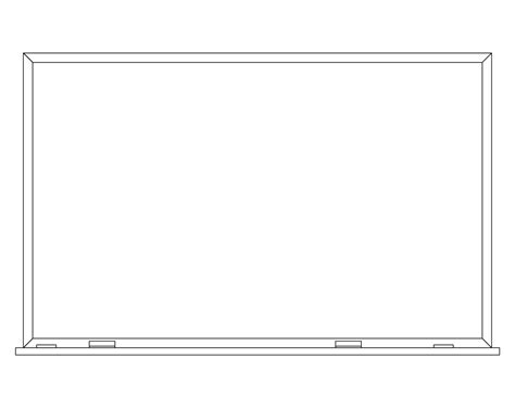 template of template blank chalkboard template whiteboard blackboard template