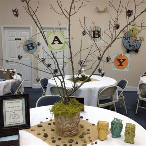 Centerpiece For Owl Themed Baby Shower Baby Shower Ideas Owl Themed Centerpieces