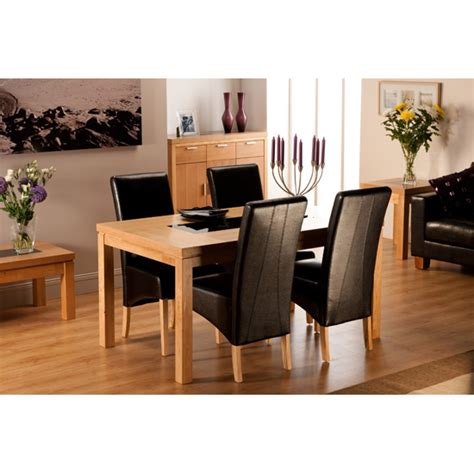Lombok Dining Table Lombok Dining Table And 6 Dining Chairs 15484 Furniture In