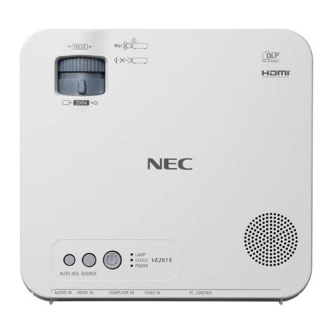 Proyektor Nec Ve281 Buy From Radioshack In Nec Ve281 Projector For Only 4 663 Egp The Best Price