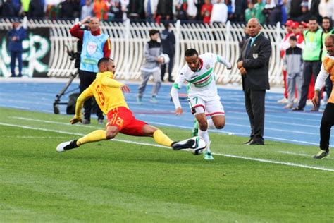 photo coupe d alg 233 rie le mouloudia remporte le 8e troph 233 e