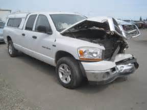 2006 Dodge Ram Parts 2006 Dodge Ram 1500 Parts Car Stk R12625 Autogator