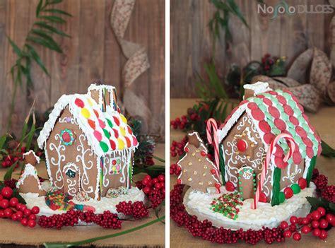 como decorar una casa de jengibre casitas de jengibre para navidad gingerbread houses no