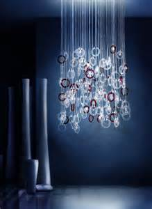 Waterfall Chandelier Ginger Luxury Lighting By Micron Illuminazione