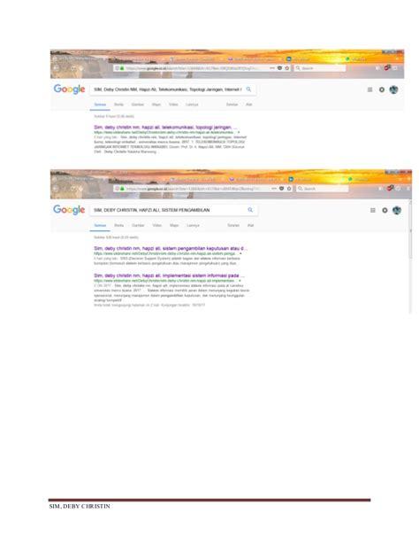 tata cara membuat sim online 15 sim deby christin nm hapzi ali cara membuat blog