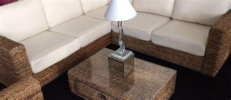 rattan sectional sofa indoor indoor natural rattan corner sofa furniture4events