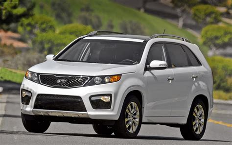 New Kia Sorrento Kia Sorento 2013 Widescreen Car Picture 01 Of 46