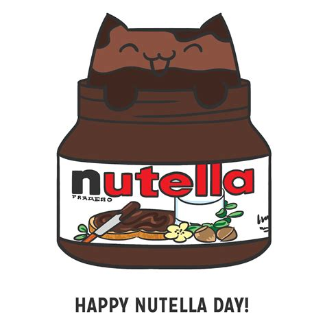imagenes kawaii nutella image result for kawaii food cats for clare pinterest