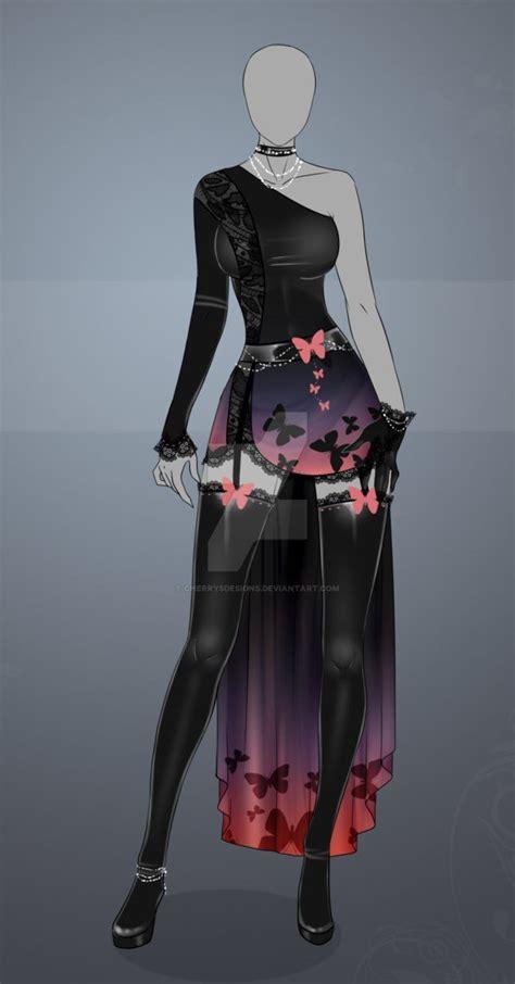 pin  chuuya nakahara  clothes anime outfits