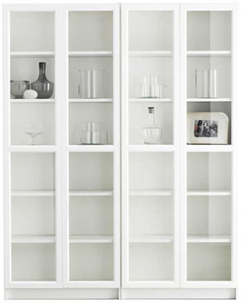 librerie basse moderne librerie soggiorno ikea