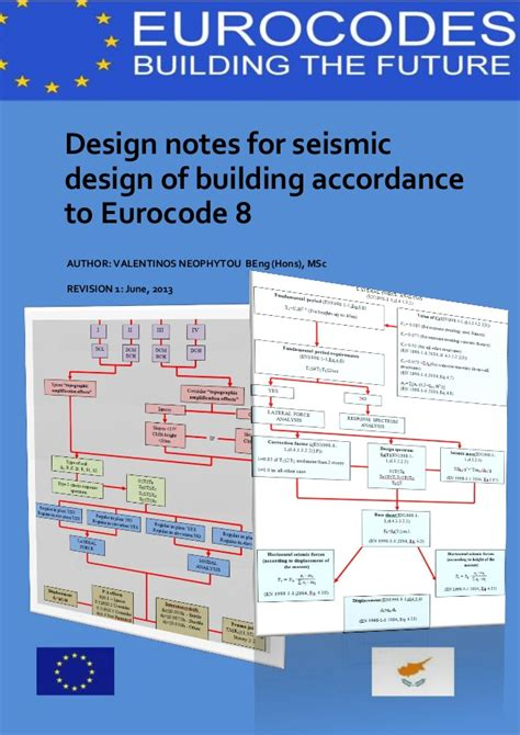 design notes design notes for seismic design of building accordance to
