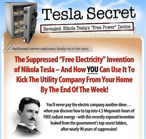 tesla secret review can you really make your own tesla